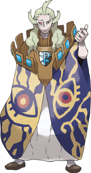 Ghetsis of Team Plasma