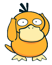 Psyduck, host of PNF