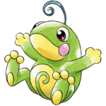 186Politoed GS
