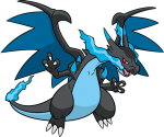 006Charizard Mega X Dream