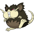 020Raticate Alola Dream