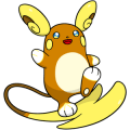 026Raichu Alola Dream