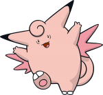 036Clefable Dream