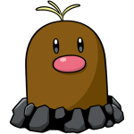 050Diglett Alola Dream
