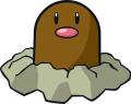 050Diglett Dream