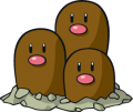 051Dugtrio Dream