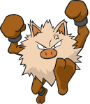 057Primeape Dream
