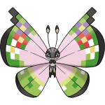 Vivillon Fancy