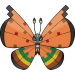 Vivillon High Plains