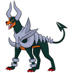 229Houndoom Mega Dream
