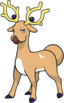 234Stantler Dream