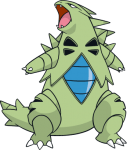 248Tyranitar Dream