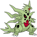 248Tyranitar Mega Dream