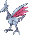 227Skarmory Pokemon Mystery Dungeon Red and Blue Rescue Teams