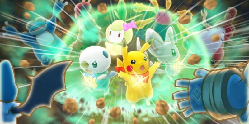 Pokemon gates to infinity work pokemon mystery dungeon gates to infinity 33901096 1024 512