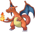 006Charizard Pokemon Mystery Dungeon Red and Blue Rescue Teams