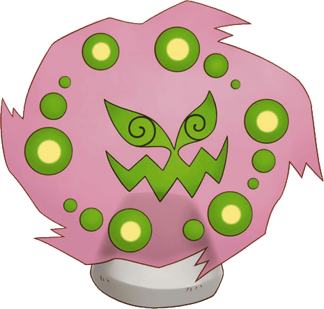 Spiritomb Pokemon Mystery Dungeon Explorers of Time and Darkness