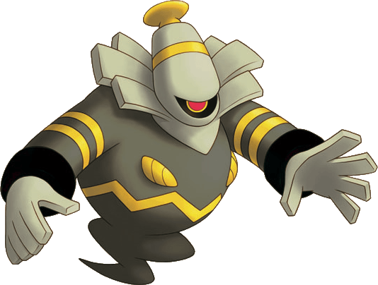 Dusknoir Pokemon Mystery Dungeon Explorers of Time and Darkness