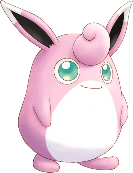 Wigglytuff Pokemon Mystery Dungeon Explorers of Time and Darkness