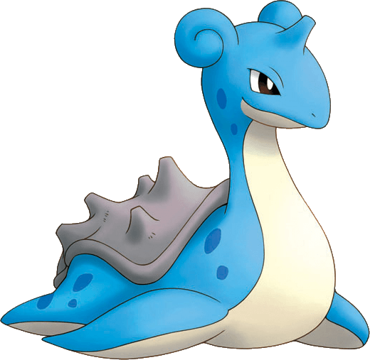 Lapras Pokemon Mystery Dungeon Explorers of Time and Darkness