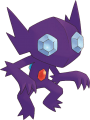 302Sableye Pokemon Mystery Dungeon Explorers of Time and Darkness