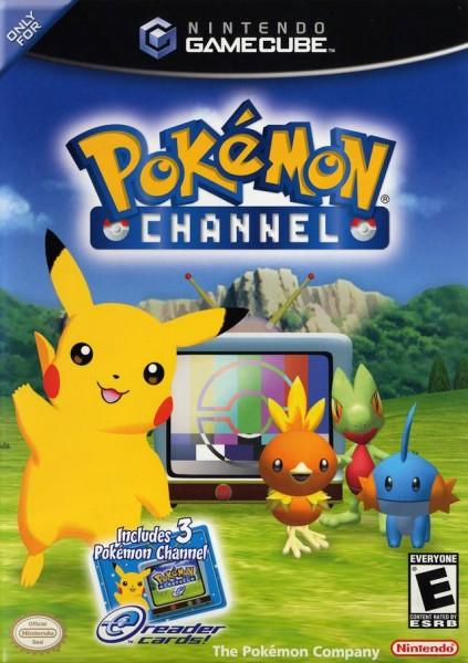 Pokemon Channel Box
