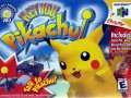 us hey you pikachu nintendo 64 front cover
