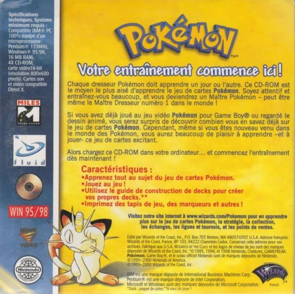 fr pokemon play it windows back cover
