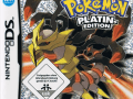 ger pokemon platinum version nintendo ds front cover
