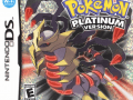 us pokemon platinum version nintendo ds front cover