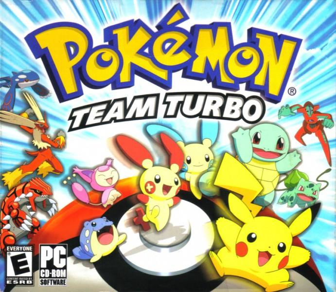 Pokemon Team Turbo Box