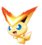 Victini Rumble U