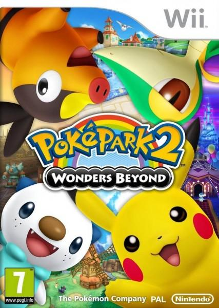 PokePark 2: Wonder's Beyond Box