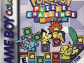 usa pokemon puzzle challenge game boy color front cover