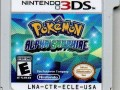 usa pokemon alpha sapphire nintendo 3ds media