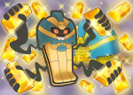 Glorious Gold artwork PSMD