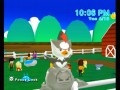 338081 my pokemon ranch wii screenshot a flying pokemon happily absconds