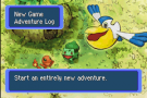 190180 pokemon mystery dungeon red rescue team game boy advance screenshot