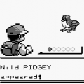 356897 pokemon red version game boy screenshot a wild battle