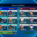 278200 pokemon battle revolution wii screenshot choose your pocket