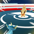 852246 pokemon go android screenshot battling in a gym there s a