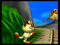 339545 pokemon snap wii screenshot a picture of a meowth in pursuit