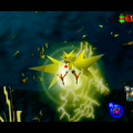 339563 pokemon snap wii screenshot a rare pokemon performing an attack