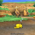 679513 pokepark wii pikachu s adventure wii screenshot pikachu sleeps
