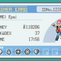 463799 pokemon firered version game boy advance screenshot trainer