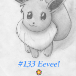 Eevee attempt - Some things still need fixing, but still, it's good