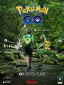 Pokemon Go Promo Poster - Go Adventure
