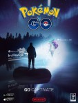 Pokemon Go Promo Poster - Go Captivate