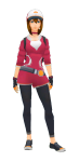 Female Pokemon Trainer