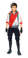 Male Pokemon Trainer